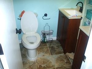Plumbing Remodel